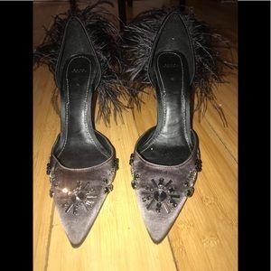 Gorgeous, embellished Zara heels